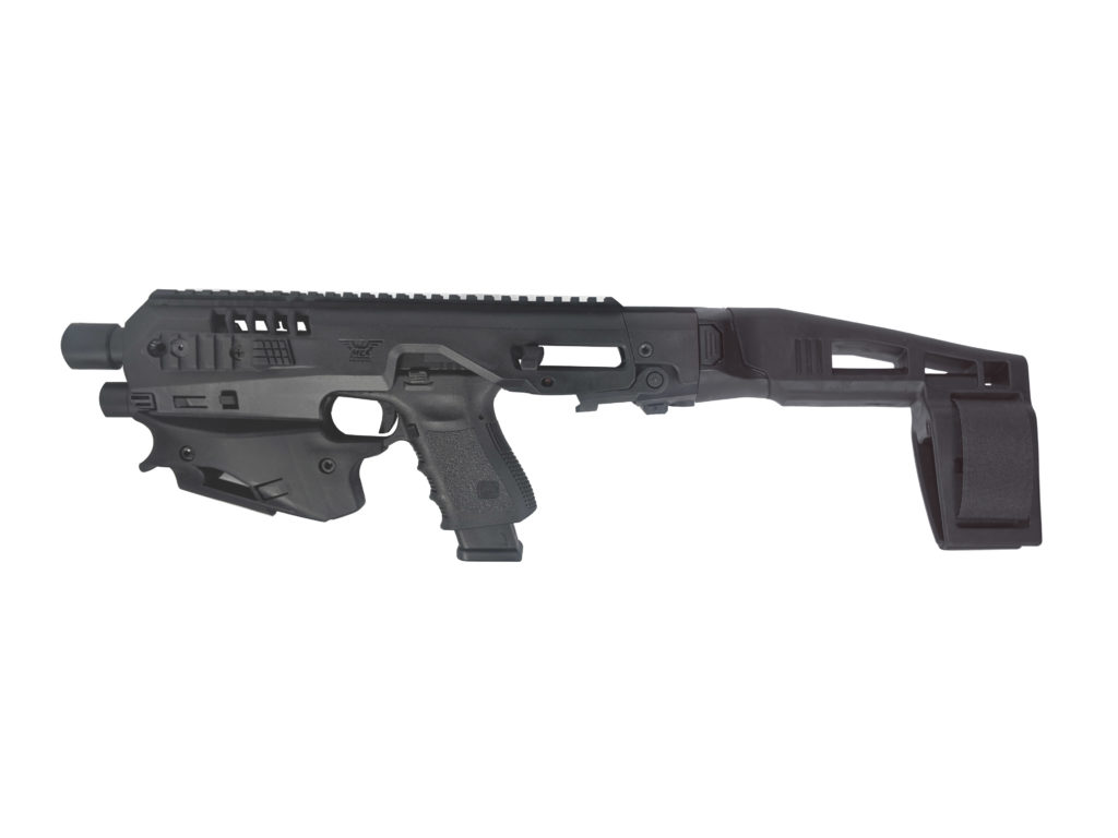 Micro Roni MCK Stabilizer for Glock G17 G19 G19X G22 G23 G31 G32 G45 - GQ  Armory